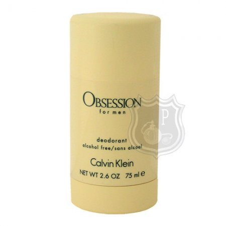 Obsession For Men - tuhý deodorant